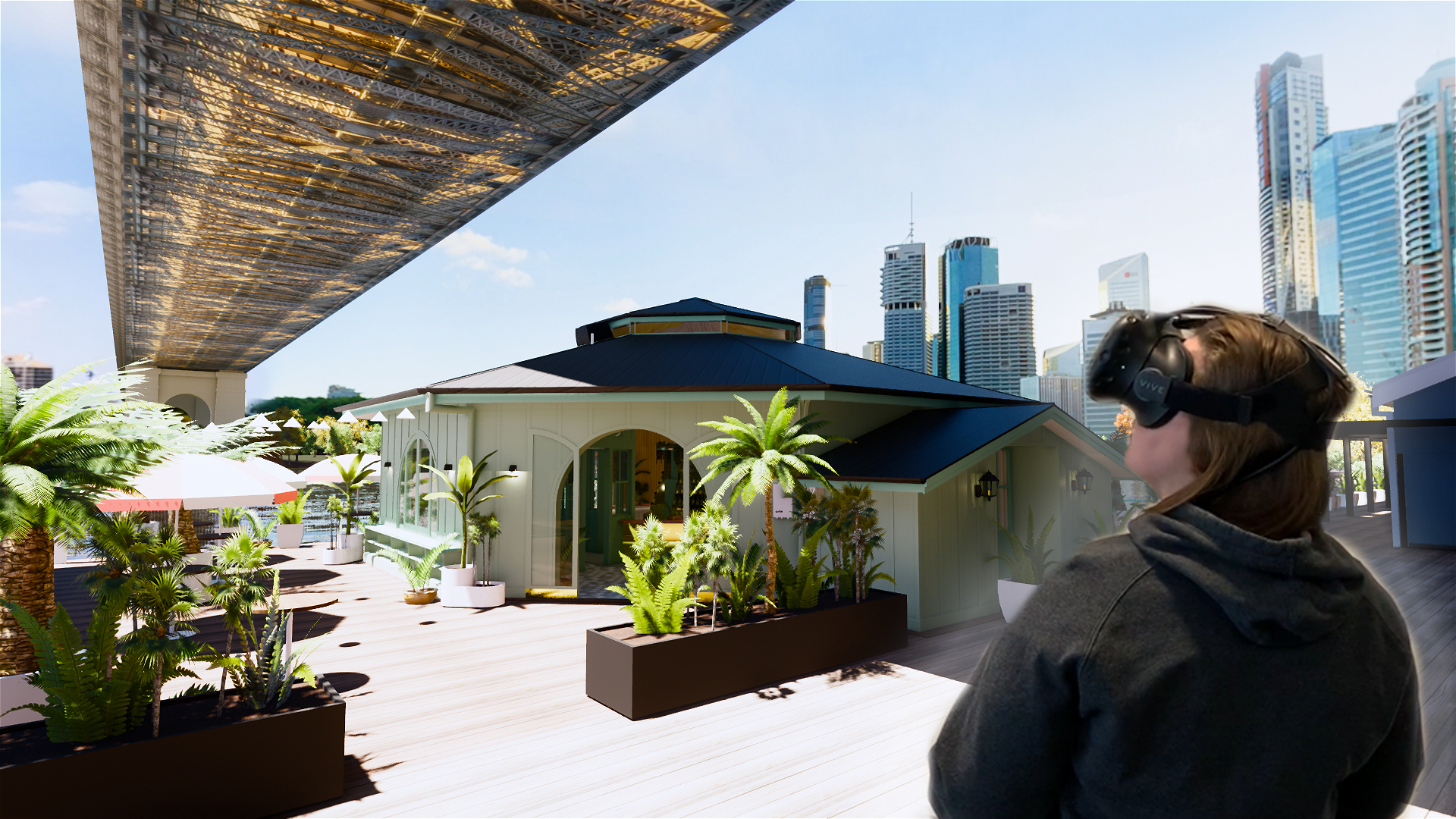 Inaspace paving the way for architecture with Virtual Reality